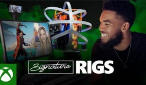 We Put a PC In a Basketball (kinda) with Karl-Anthony Towns – Xbox Game Pass for PC Signature Rigs
