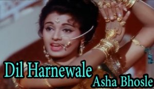 Dil Harnewale | Singer Asha Bhosle | HD Video Song