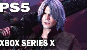 Devil May Cry 5 - Trailer PS5 & Xbox Series X