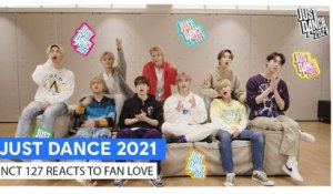 JUST DANCE 2021 - NCT 127 REACTS TO FAN LOVE