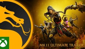 Mortal Kombat 11 Ultimate - Launch Trailer