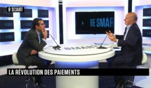 "BE SMART - L'interview ""Action"" de Thierry Laborde (DGA, BNP Paribas) par Stéphane Soumier"