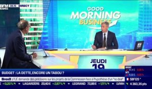 Eric Woerth (Commission des Finances ) : La dette, encore un tabou ? - 19/11