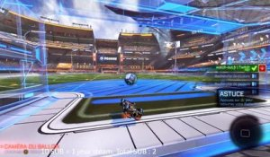 Rocket League : LVL UP !