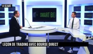 SMART BOURSE - Plan de trading du 30 octobre 2020
