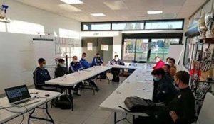 ✅  Pamiers. District de football de l'Ariège : une session studieuse