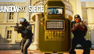 Rainbow Six Siege - Official Next-Gen Gameplay Reveal Trailer