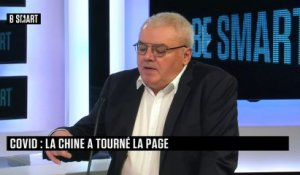 "BE SMART - L'interview ""Action"" de Pierre-Frédéric Roulot par Stéphane Soumier"