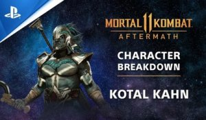 Mortal Kombat 11 Ultimate Beginner's Guide - How to Play Kotal Kahn | PS Competition Center