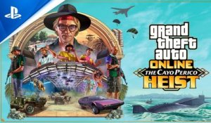 GTA Online - The Cayo Perico Heist | PS4