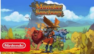 Monster Sanctuary - Launch Trailer - Nintendo Switch