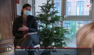Covid-19 : des malades souffrent de stress post-traumatique