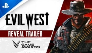 Evil West - The Game Awards 2020: Reveal Trailer | PS5, PS4