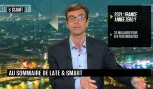 LATE & SMART - Emission du lundi 14 décembre