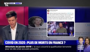 Le choix de Max: Covid en 2020, plus de morts en France ? - 16/12