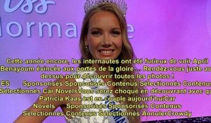 Amandine Petit, Miss Normandie, sacrée Miss France 2021 !