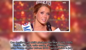 Miss France 2021 - Amandine Petit, Miss Normandie, remporte la couronne !