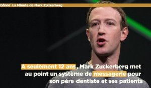 La Minute de Mark Zuckerberg