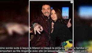 Manon Marsault menace Julien Tanti  embrouille en direct et interdiction de sortie