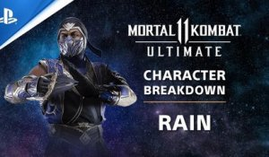 Mortal Kombat 11 Ultimate Beginner's Guide - How to Play Rain | PS Competition Center