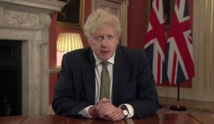 Boris Johnson annonce un reconfinement total en Angleterre