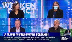 La traque au virus mutant s'organise - 08/01