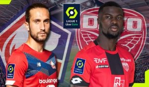 Lille - Dijon : les compositions probables
