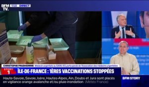Story 2 : 2 000 patients par jour touchés par un variant - 28/01
