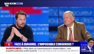 Face à Duhamel: L'impossible consensus ? - 28/01