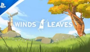 Winds & Leaves - Announcement Trailer | PS VR