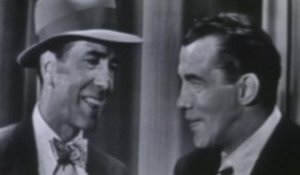 Humphrey Bogart - Interview With Ed