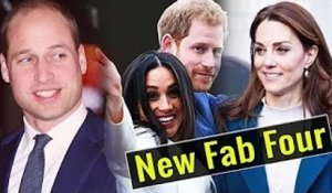 Kate Middleton, Prince William Form New Fab Four After Meghan Markle, Prince Harry's Exit