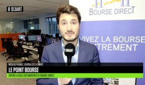 POINT BOURSE - Emission du mercredi 3 février