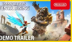 Immortals Fenyx Rising - Official Demo Trailer - Nintendo Switch