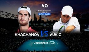 Highlights | Karen Khachanov - Aleksandar Vukic