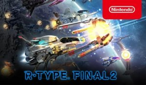 R-Type Final 2 - Gameplay Features - Nintendo Switch