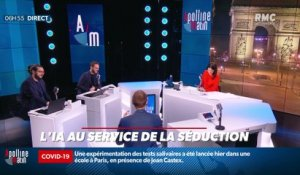 La chronique d'Anthony Morel : L'IA au service de la séduction - 12/02