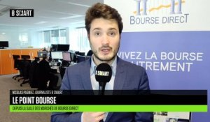 POINT BOURSE - Emission du vendredi 12 février