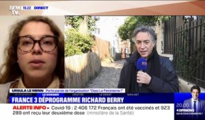 Richard Berry déprogrammé sur France 3 - 17/02