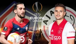 Lille - Ajax Amsterdam : les compositions officielles