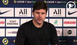 Paris SG-AS Monaco :  Mauricio Pochettino assume