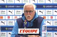 Larguet : « Ce match vaut plus qu'un simple point » - Foot - L1 - OM