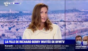 "Coline Berry-Rojtman, fille de Richard Berry: ""J'ai le sentiment de me libérer"""