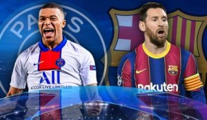 PSG - FC Barcelone : les compositions probables