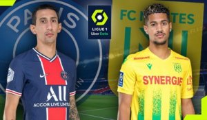 PSG - Nantes : les compositions probables