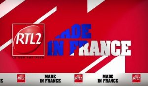 Jean-Jacques Goldman, Indochine, Raphaël dans RTL2 Made in France (21/03/21)
