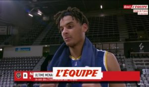 Sako : «C'est cruel» - Basket - Coupe de France