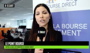 POINT BOURSE - Emission du mardi 30 mars