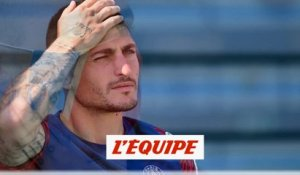 Verratti absent face au Bayern - Foot - C1 - PSG