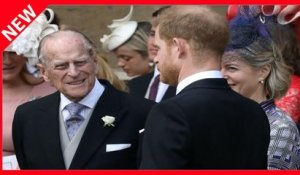✅  Mort du prince Philip : Harry se sent coupable de ne pas avoir dit au revoir à son grand père